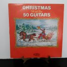 50 Guitars - Christmas With The 50 Guitars - Circa 1980