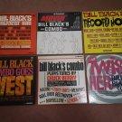 Bill Black Combo - Bundle of 6 Records! - Circa 1960's