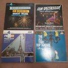 Stanley Black  - Bundle Deal of 4 Records! - Circa 1960's
