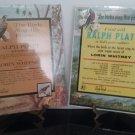 Ralph Platt & Lorin Whitney - 2 Album Set - Factory Sealed! - Circa 1960's