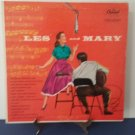 FREE SHIPPING - Les Paul & Mary Ford - Les And Paul - Circa 1955