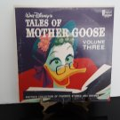 Walt Disney - Tales Of Mother Goose Volume 3 - Circa 1963