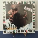Rare Vinyl! - Champion Jack Dupree - Blues From The Gutter - Circa 1980's