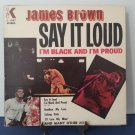 First Pressing -  James Brown - Say It Loud I'm Black And I'm Proud - Circa 1969