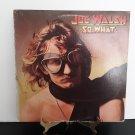 Joe Walsh - So What - Circa 1974
