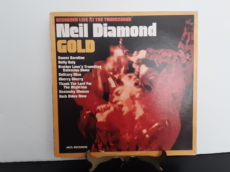 Neil Diamond - Gold - Circa 1970