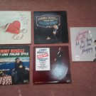 Jimmy Roselli - Bundle of 5 Albums - Signed Album