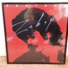 Framed - Santana - Zebop - Circa 1981 - Framed Vinyl Art!