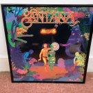 Framed - Santana - Amigos - Circa 1976 - Framed Vinyl Art!