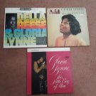 Gloria Lynne  / Della Reese -  3 Album Bundle!