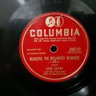 Gene Autry - Rudolph The Red Nosed Reindeer - 78RPM - Circa 1949
