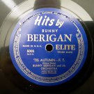 Bunny Berigan & His Orchestra  - Tis Autumn / Two In Love - 78rpm - Circa 1941