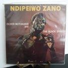 Ultra Rare Vinyl - Oliver Mutukudzi & the Black Spirits - Ndipeiwo Zano  - 1978