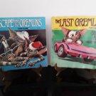 Gremlins - 2 Record / Book set - Circa 1984