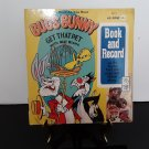 "Mel Blanc - Bugs Bunny - Get A Pet - 7"" Record & 21 Page Story Book - Circa 1973"