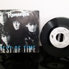 The Romantics - Test Of Time  Promotional Record - 45rpm - Circa 1985