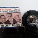 The Crosby Brothers - The Call Of Summer - Circa 1962
