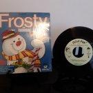 "Peter Pan Chorus - Frosty The Snowman - 7"" Vinyl - Circa 1980's"