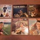 Duane Eddy - 6 Vintage Album Bundle and Poster - Circa 1950's & 60's