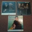 Buddy Greco - 3 Album Bundle - Circa 1950's & 60's