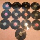 Duke Ellington - Super Bundle 13 - 78rpm Shellac Records -  Circa 1930's to 1950's