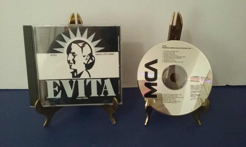 Andrew Lloyd Webber - Evita - Circa 1979