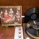 1960 Girl Scouts Sing Together - Extremely Rare Find! - Double Record Set