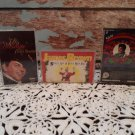 Christmas Cassette Bundle of 3 - Frank Sinatra , Elvis Presley, James Brown