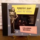 Dorothy Shay - Goes to Town - Set of 4 Shellacs in Binder - 78rpm - Circa 1947