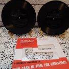 """2 Rare 7"""" Flexi Disc's - Mexicali Brass & Bert Kaempfert - Circa 1966"""