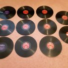 Frank Sinatra Super Bundle! - 11 Shellac 78rpm Bundle! 1940's / 1950's