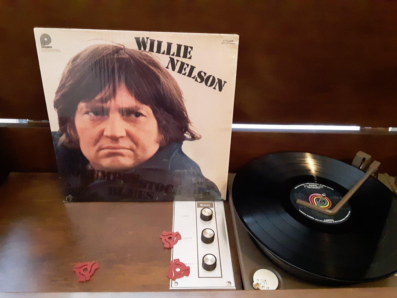 Willie Nelson - Columbus Stockade Blues - Circa 1970