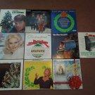 Super Christmas 10 Album Bundle - Glen Campbell, Bing Crosby, Doris Day
