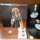 Neil Diamond - Hot August Night - Double Record Set - Circa 1972