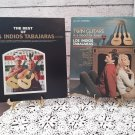 Los Indios Tabajaras - 2 Lp Set - The Best of Los Indios Tabajaras & Twin Guitars