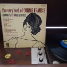 Connie Francis  -  Connie's 15 Biggest Hits! - Circa 1963