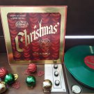 Robert Rheims - Super Rare Green Vinyl - Christmas In Carols - Circa 1956