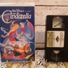 "Black Diamond Collection - Walt Disney Classic ""Cinderella""  VHS Tape"
