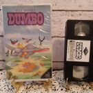 Black Diamond - Disney - Rare Flying Dumbo Version - VHS Tape