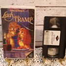 Walt Disney - Black Diamond Collection - Lady And The Tramp - Circa 1987 - VHS Tape