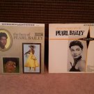 Pearl Bailey - 2 Album Bundle - The Best Of Pearl Bailey & Around The World - Circa 1950's
