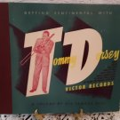 Tommy Dorsey W/ Vocals by Frank Sinatra - Getting Sentimental Over You - 4 Record Binder Set