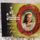 Jo Stafford - Jo Stafford Sings American Folk Songs - 3 Shellac Box Set - Circa 1948