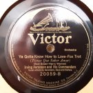 Roger Wolfe / Irving Aaronson Orchestra's - 78rpm - Circa 1926