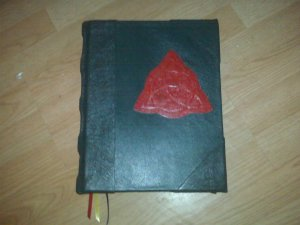 Charmed Book of Shadows style 1693 Blank