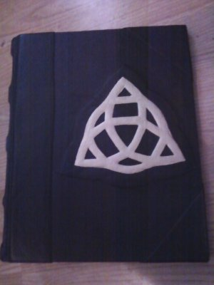 Charmed Style Book of Shadows Blank