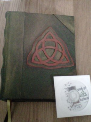 Charmed Book of Shadows true ART KIT with DVD rom