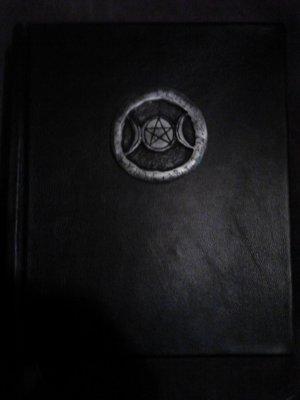 Triple Goddess Book of Shadows