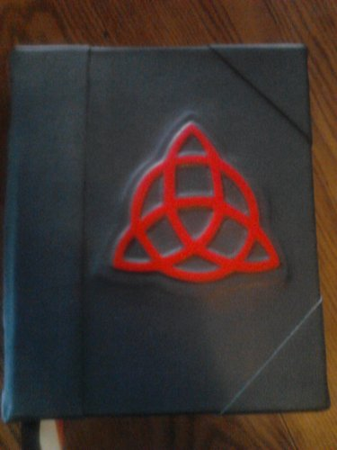 Charmed Book of Shadows style raised