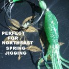 Nor'East Cod squid Teaser Jigging Rig
